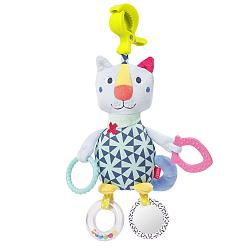 Activity cat with clamp