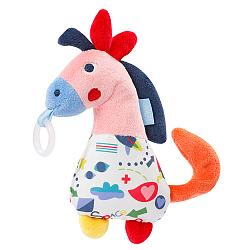Pacifier toy horse