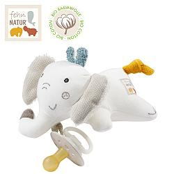 Pacifier toy elephant fehnNATUR