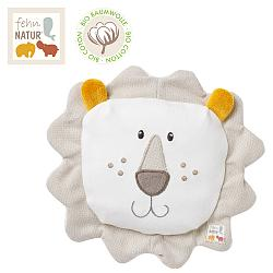 Grape seed cushion lion fehnNATUR