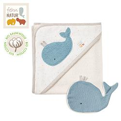 Bathing set whale fehnNATUR