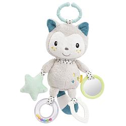 Activity cat with ring