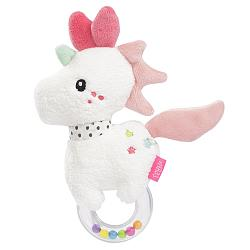 Bild Rattle ring unicorn