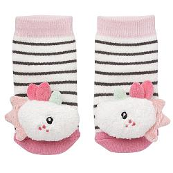 Bild Rattle socks unicorn