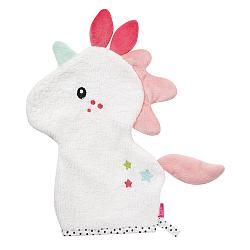 Washing mitt unicorn