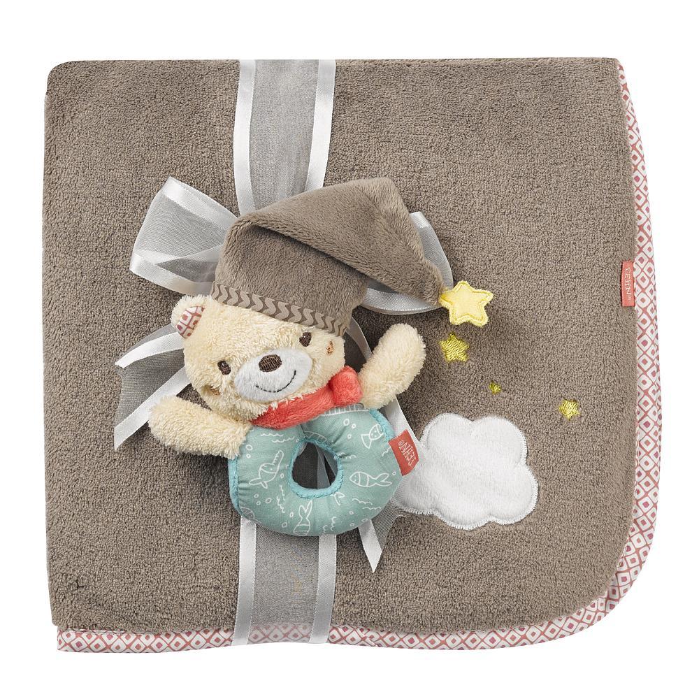 Monaten Kuscheldecke //Kuschelige Schmusedecke für Babys und Kleinkinder ab 0