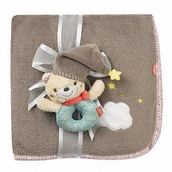 Picture Cuddleblanket bear