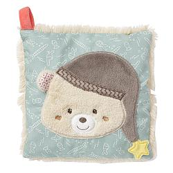 Cherry stone cushion bear