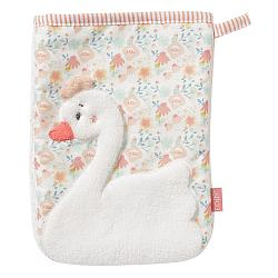 Washing mitt swan