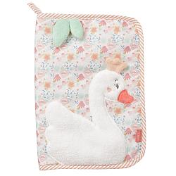 Health card cover swan