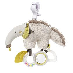 Activity anteater with clamp