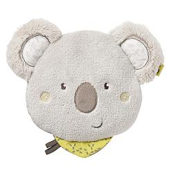Cherry stone cushion koala