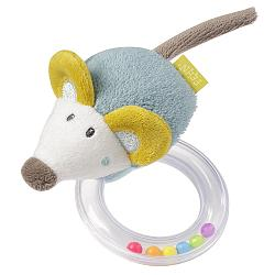 Rattle ring mouse