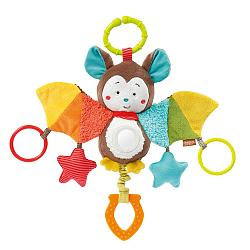Activity bat with ring