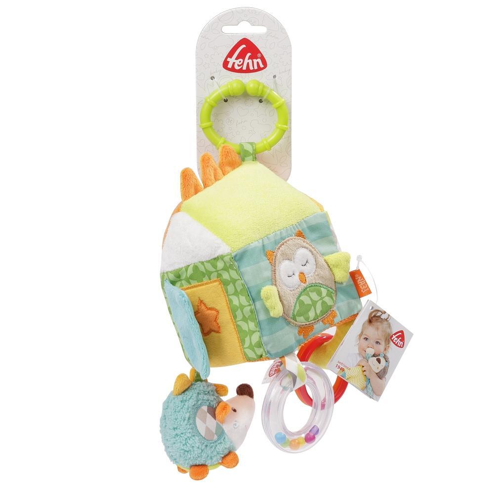 Baby Fehn Sleeping Forest Activity Haus mit C-Ring