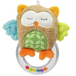 Bild Rattle ring owl