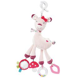 Activity babydeer with clamp