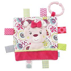 Bild Crinkle toy babydeer with ring