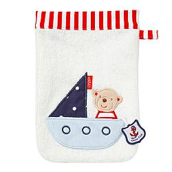 Washing mitt teddy