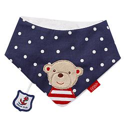 Picture Baby bandana teddy