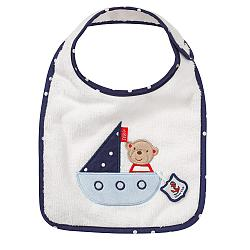 Picture Baby bib teddy