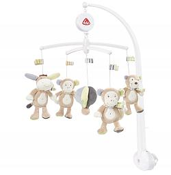 Musical mobile monkey