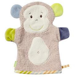 Washing mitt monkey
