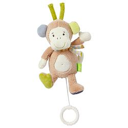 Mini musical monkey