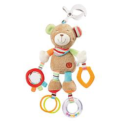 Activity teddy with clamp