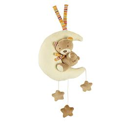 Bild Musical teddy in moon